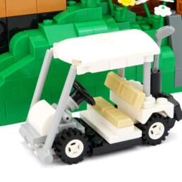 LEGO Ideas Working Mini Golf Course
