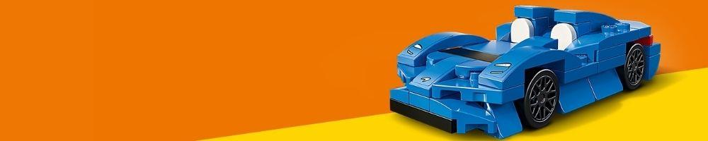 LEGO Mclaren Elva Polybag