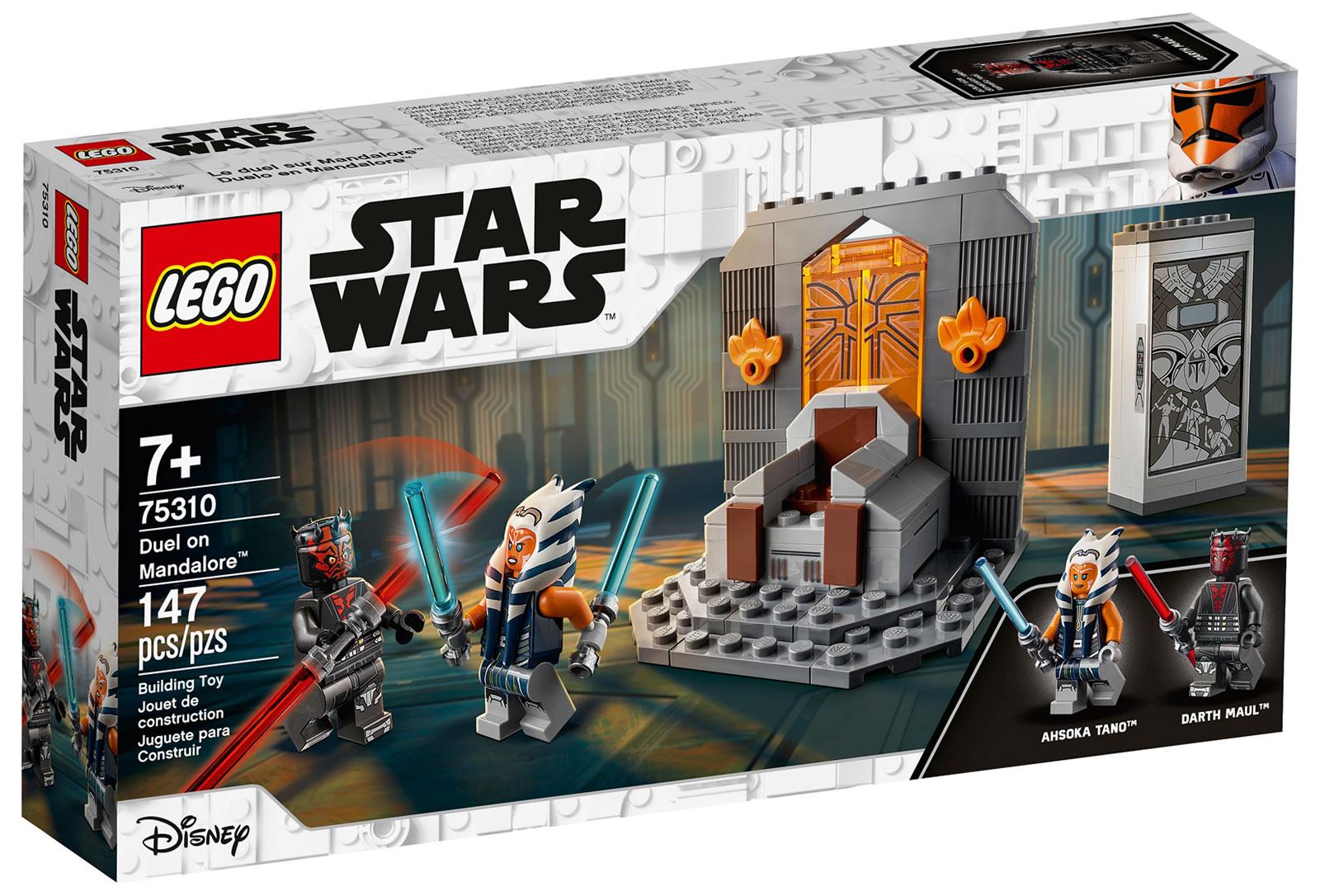 LEGO Star Wars 75310 Duel on Mandalore