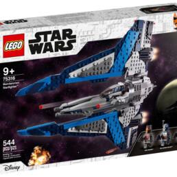 LEGO Star Wars 75316 Mandalorian Fighter