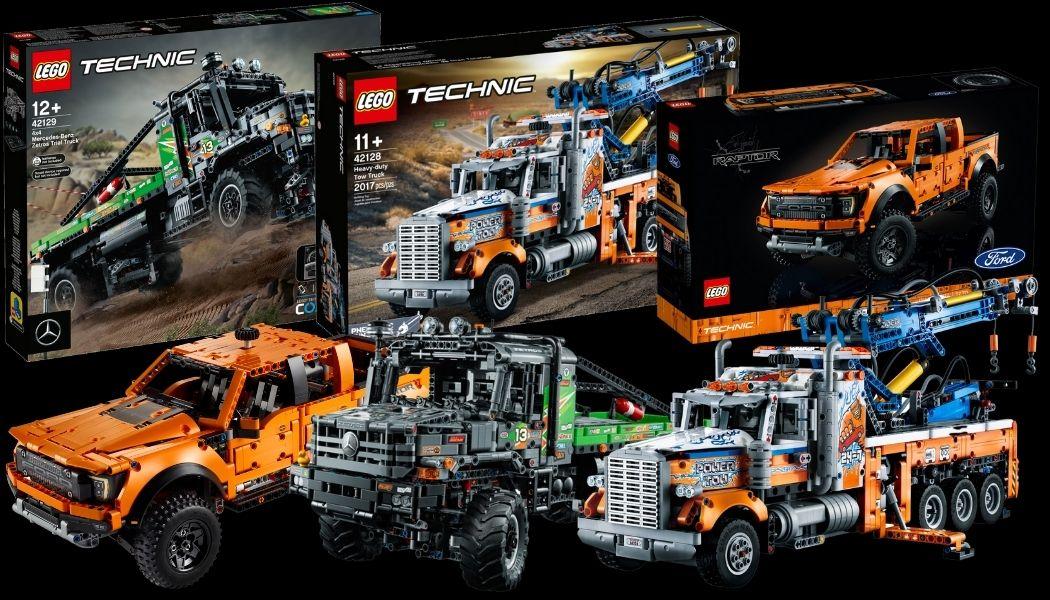 LEGO Technic 2HY 2021 sets