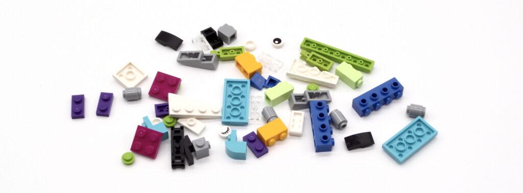 Legobouwer in 5 minuten