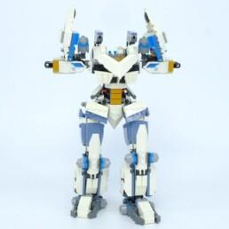[Review] LEGO NINJAGO 71738 Zane's Titan Mech Battle