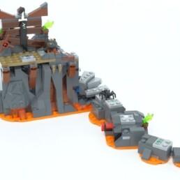 LEGO Ninjago 71717 Journey to the Skull Dungeons