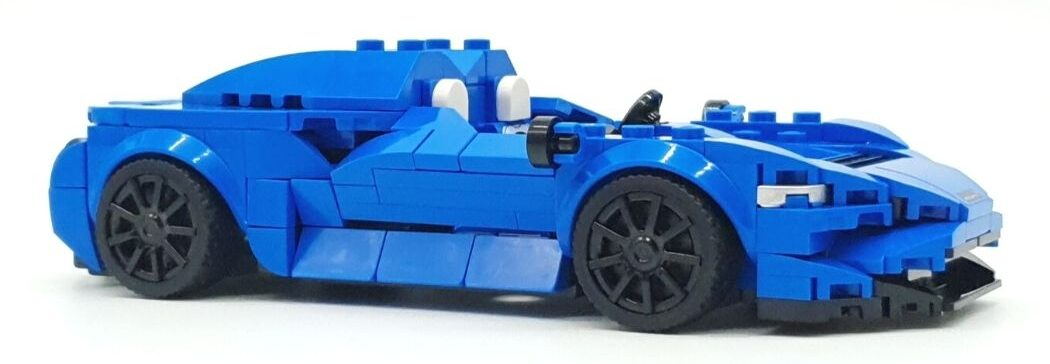 LEGO Speed Champions McLaren Elva