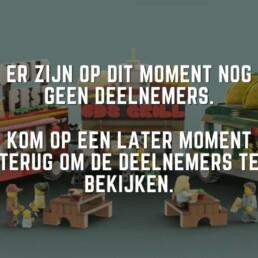 Inzendingen winactie Bouwsteentjes - foodtruck