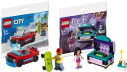 Kies jouw LEGO Polybag cadeau