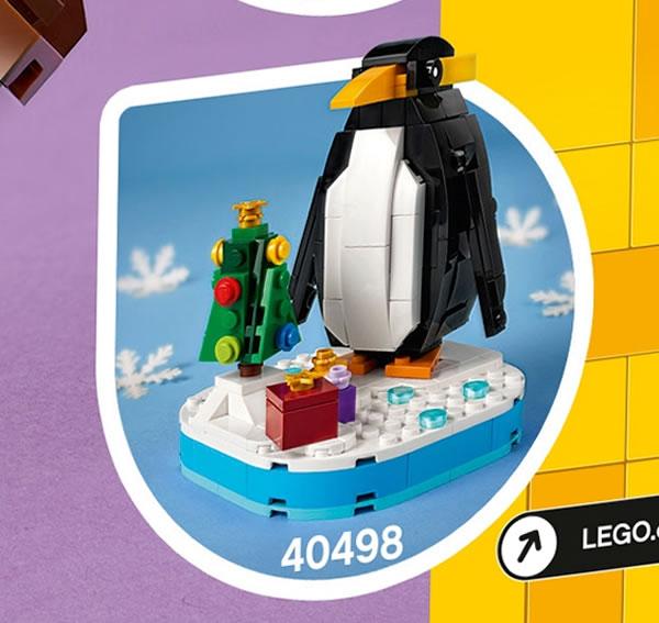 LEGO 40498 Penguin