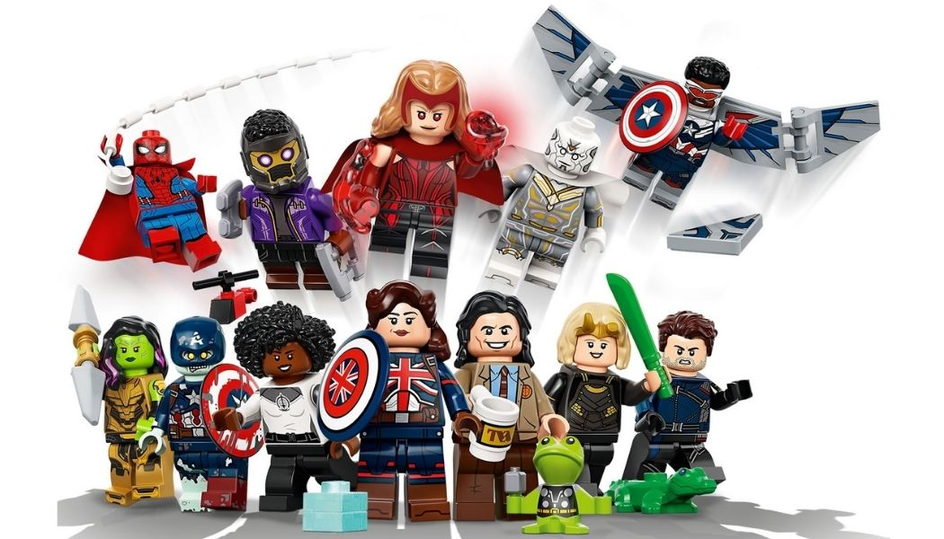 LEGO 71031 Marvel Collectable Minifigures