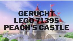 LEGO 71395 Peach's Castle (2)