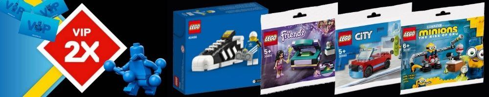 LEGO GWP banner