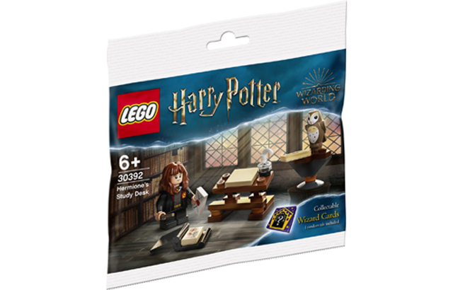 LEGO Harry Potter 30392 Hermione's Study Desk