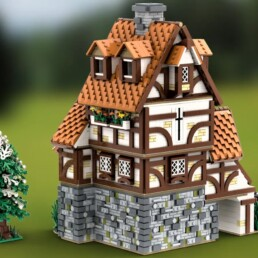 LEGO Ideas Traditional German Cottage (1)
