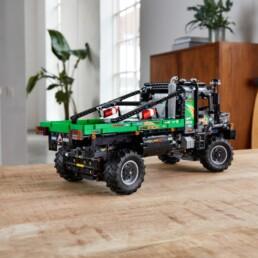 LEGO Technic 42129 4×4 Mercedes-Benz Zetros