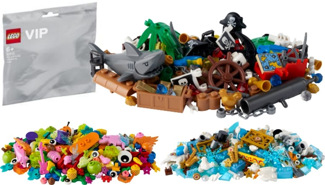 LEGO VIP Add On Pack