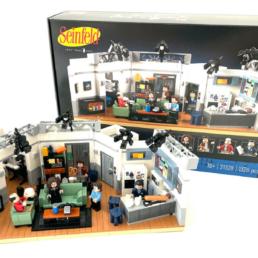LEGO Ideas 21328 Seinfeld
