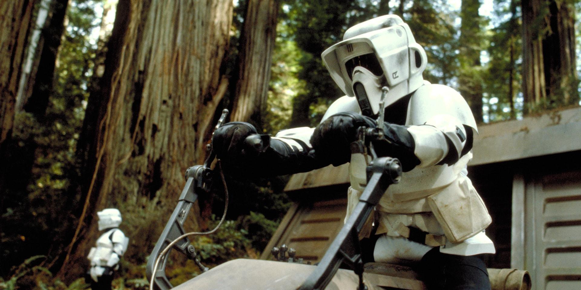Scout Trooper Star Wars