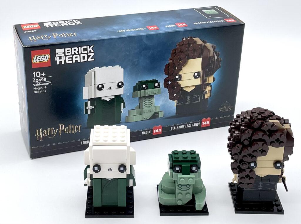 40496 Voldemort, Nagini & Bellatrix