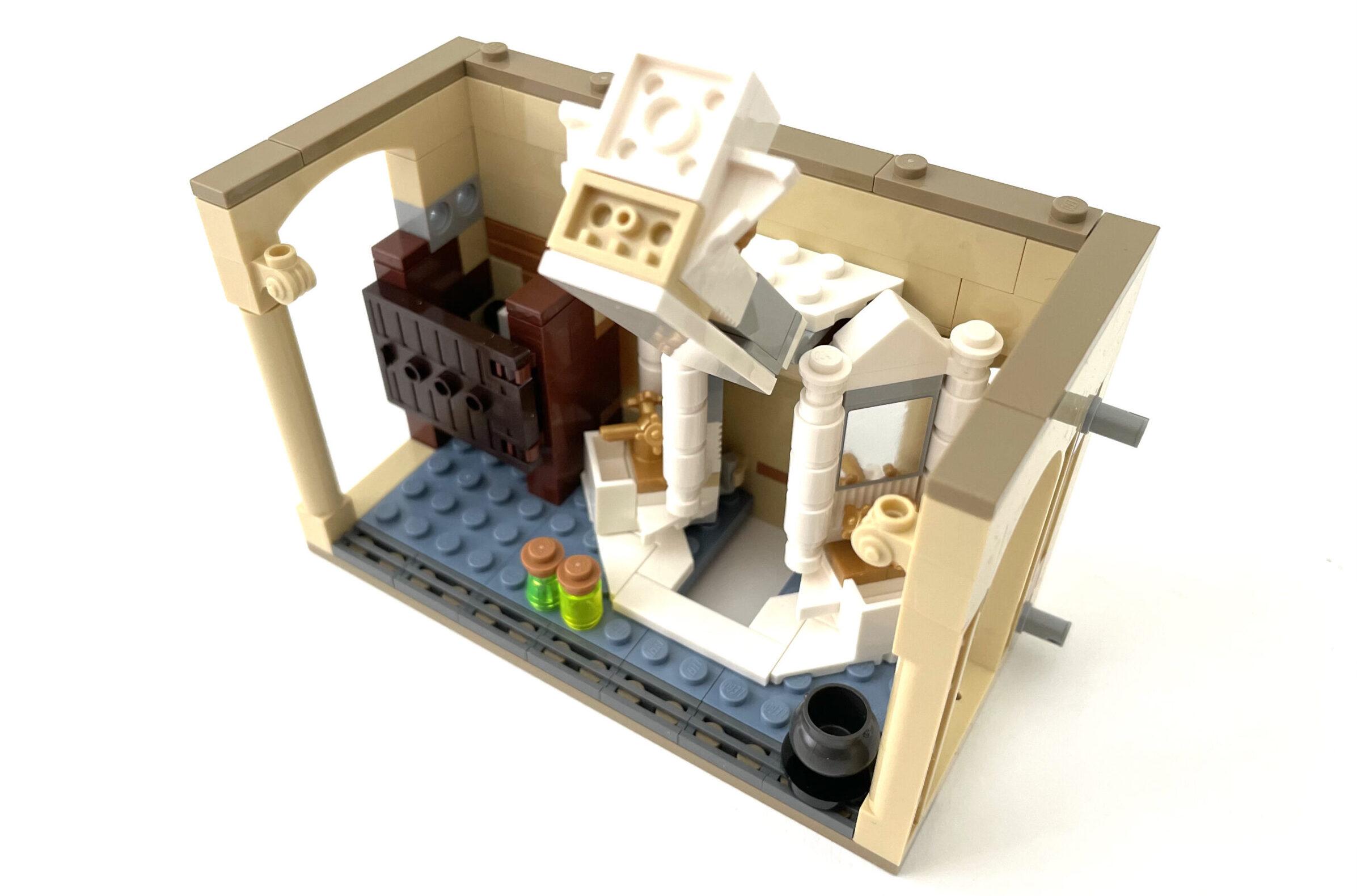 LEGO Harry Potter 76386 Polyjuice Potion Mistake