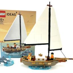 LEGO Ideas 40487 Sailboat Adventure