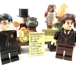 LEGO Harry Potter 40500 Wizarding World Minifigure Accessory Set