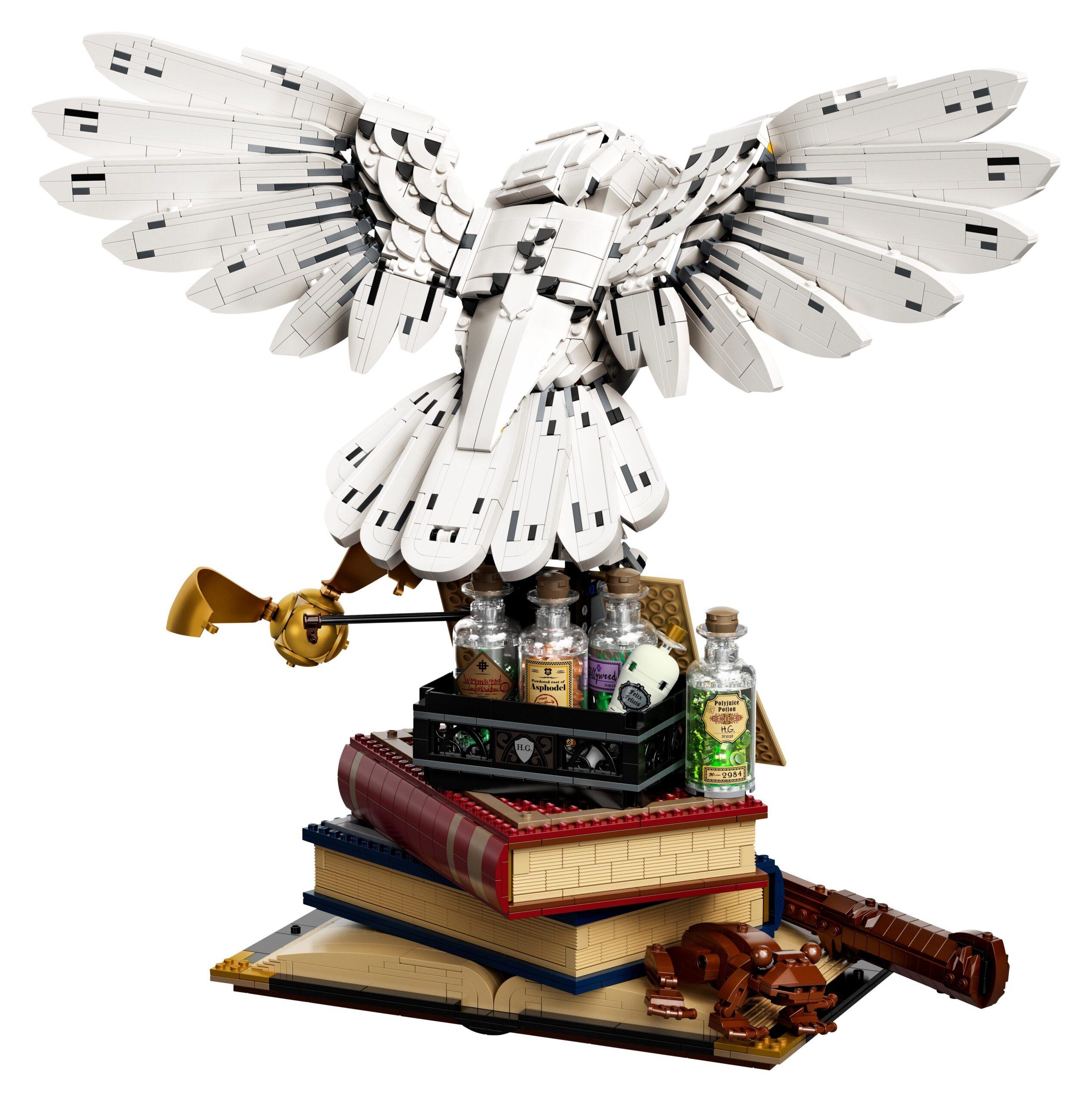 LEGO Harry Potter 76391 Hogwarts Icons header