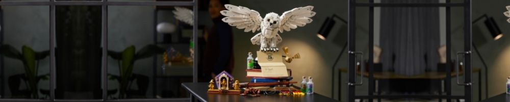 LEGO Harry Potter Hogwarts Icons Collector's Edition