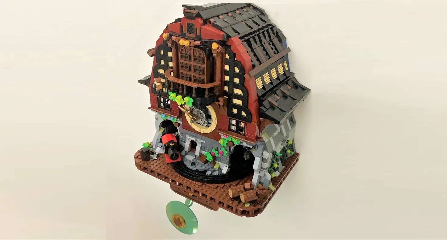 LEGO Ideas House of Time