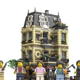 LEGO Ideas The Apartment