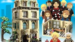 LEGO Ideas The Nanny