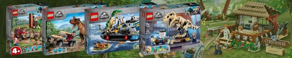LEGO Jurassic World 2021 sets