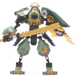 LEGO Ninjago 71750 Lloyd's Hydro Mech (mech)