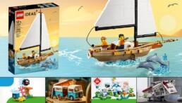 LEGO promoties augustus 2021