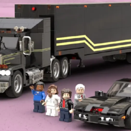 LEGO Ideas Knight Rider