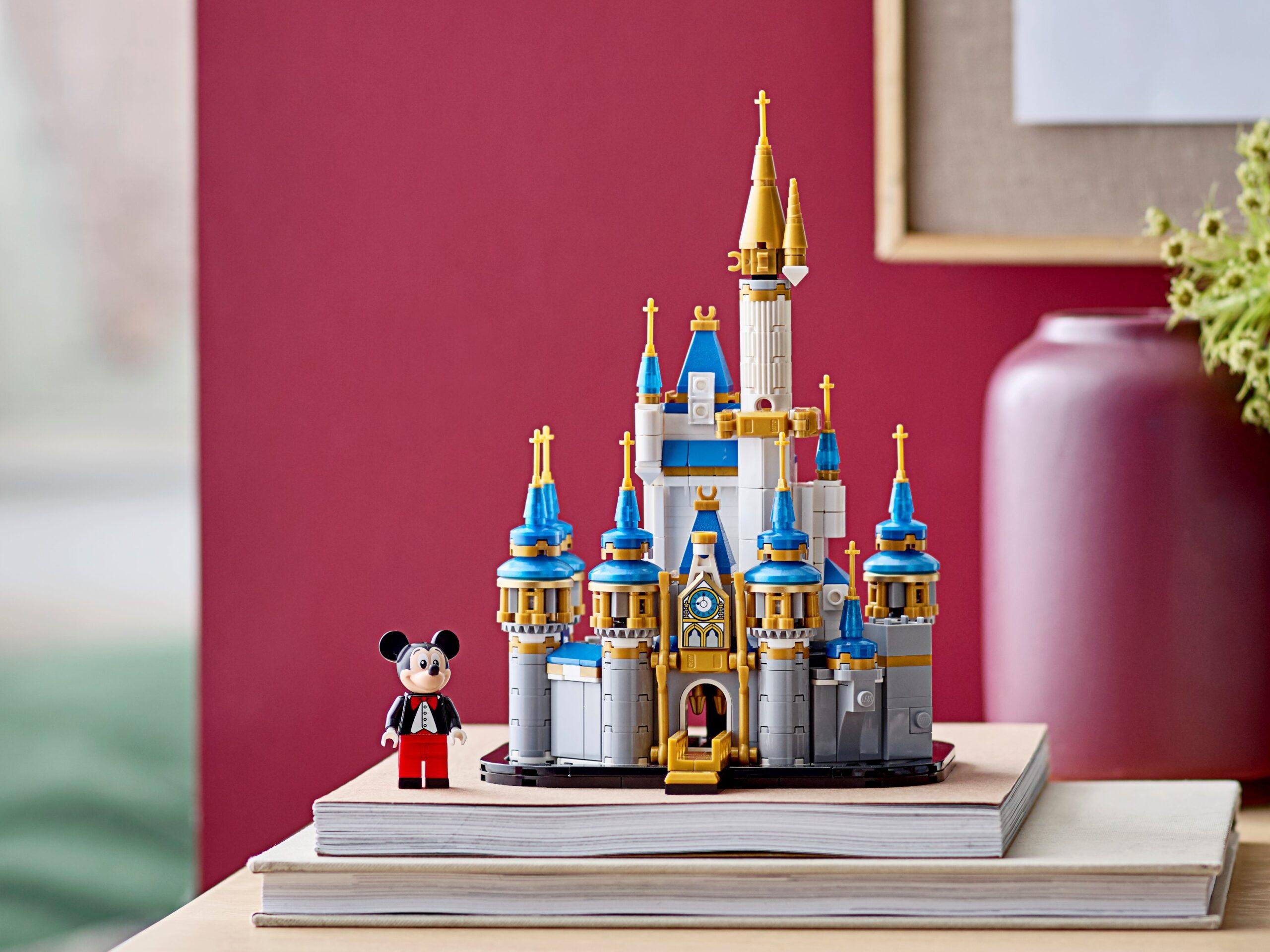 LEGO 40478 Mini Disney Castle