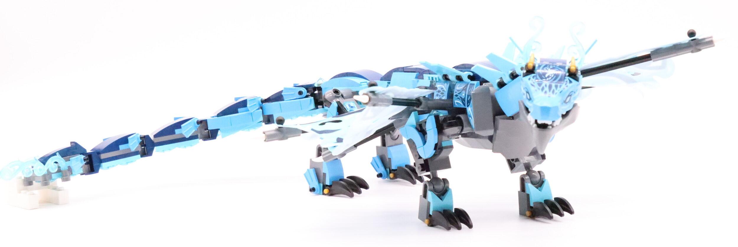 71754 - Water Dragon (Dragon body full 1)