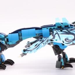 71754 - Water Dragon (Dragon body full 2)