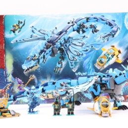71754 - Water Dragon (Set Overall)