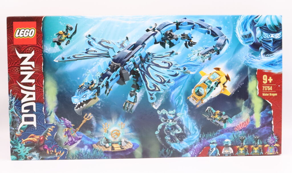 71754 - Water Dragon (box)
