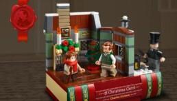 Gratis LEGO 40410 Charles Dickens Tribute