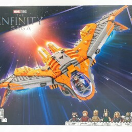 lego marvel guardians' ship
