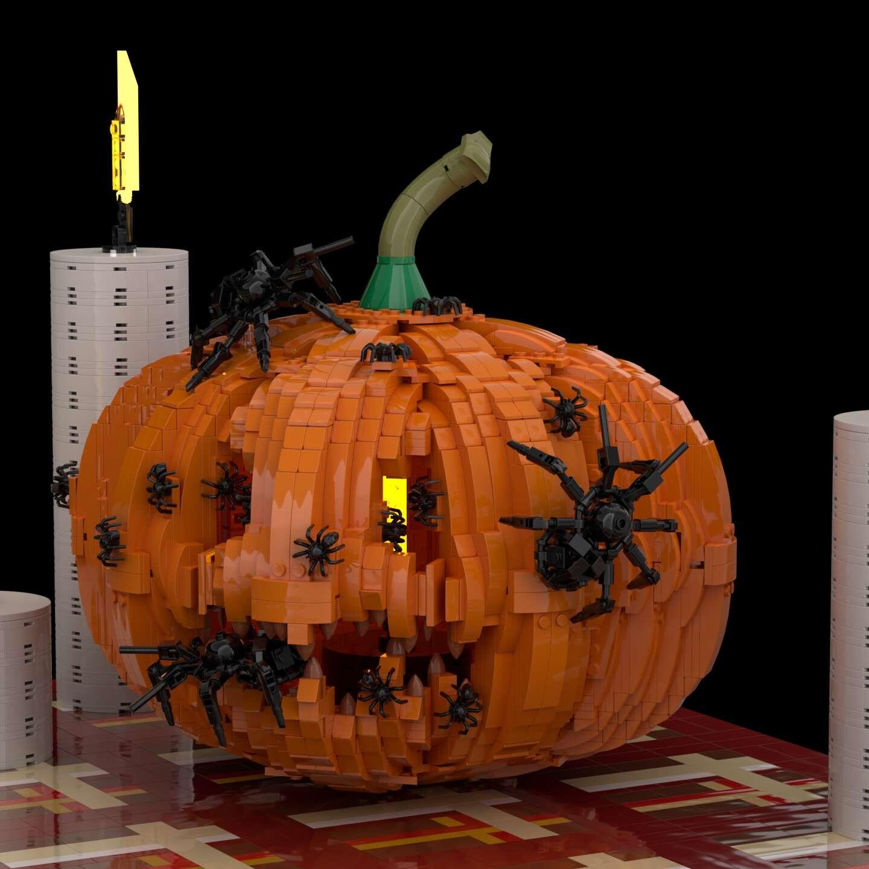Halloween contest - Bouwsteentjes