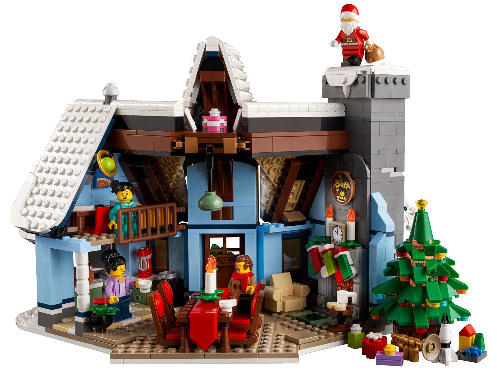 LEGO 10293 Santa's Visit