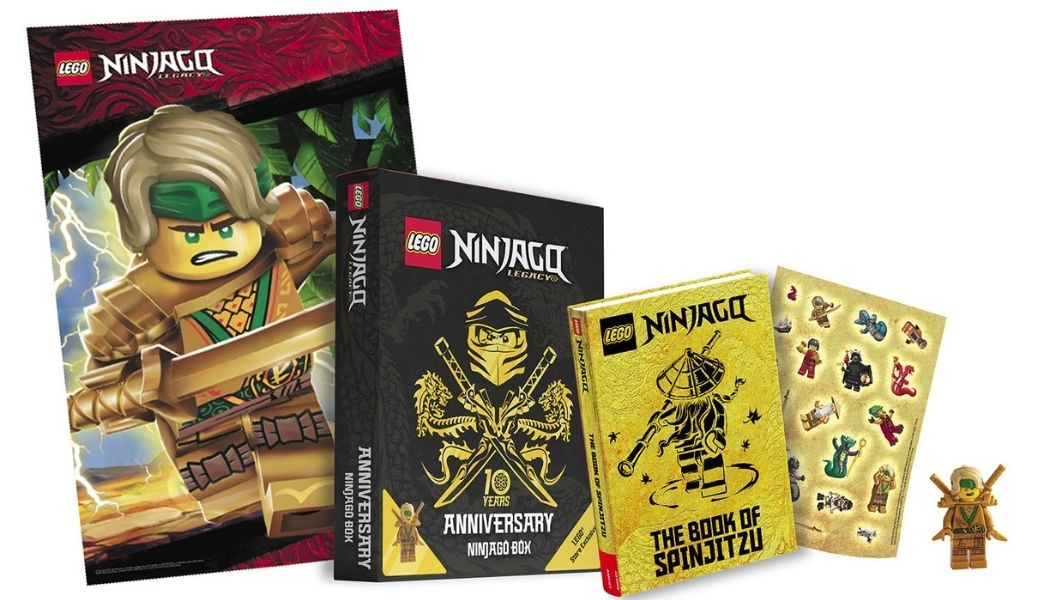 LEGO 5007024 Ninjago Anniversary Box