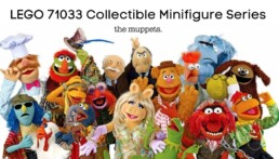 LEGO 71033 The Muppets Collectible Minifigures Series