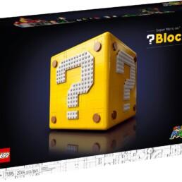 LEGO 71395 Super Mario 64 Question Mark Block
