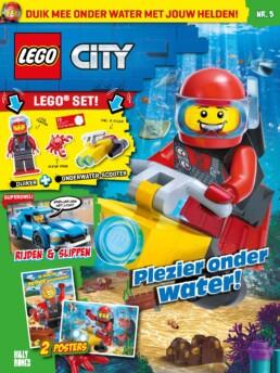 LEGO - City 05 - 2021