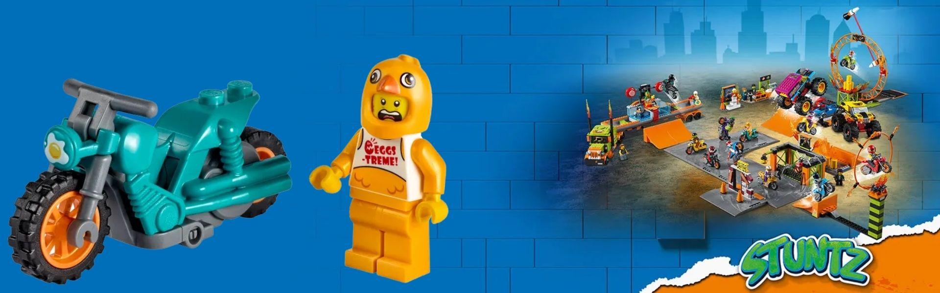 LEGO City Stuntz