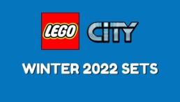 LEGO City Winter 2022