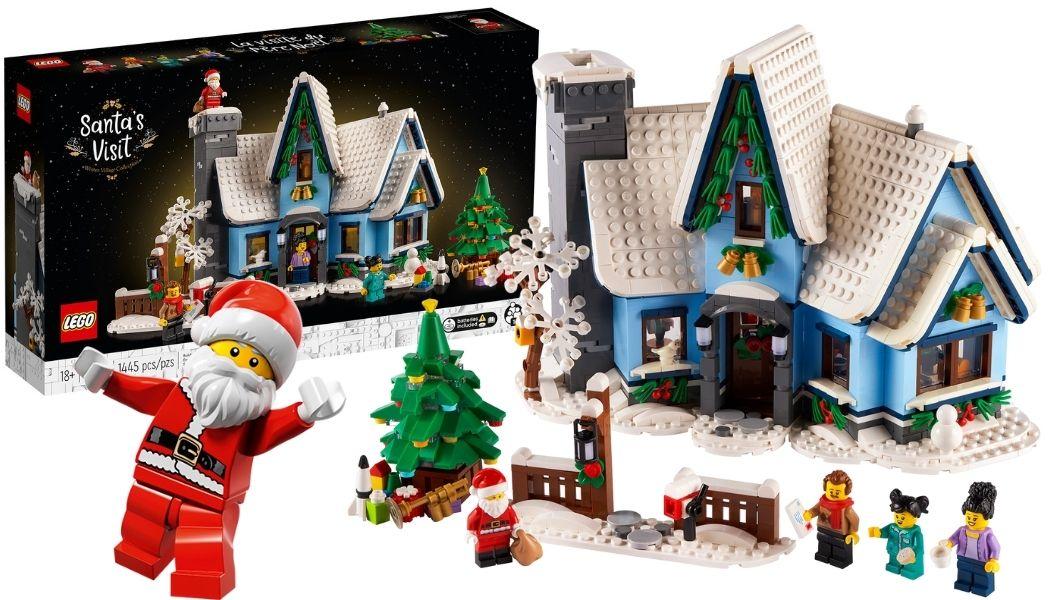 LEGO Creator Expert 10293 Santa's Visit